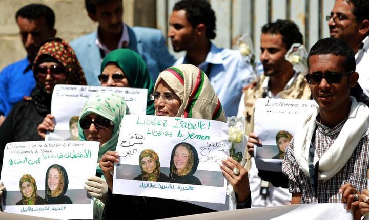 Foto: AFP/Mohammed Huwais