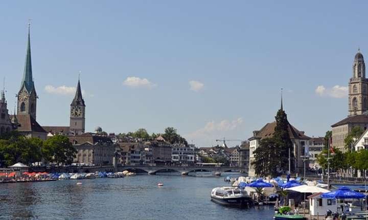 O bancă elvețiană a publicat un studiu complet privind costurile vieții în 77 de mari orașe din lume.