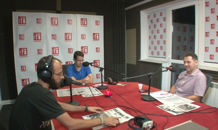 Laurențiu Diaconu Colintineanu, Matei Pleşu şi Sorin Costreie