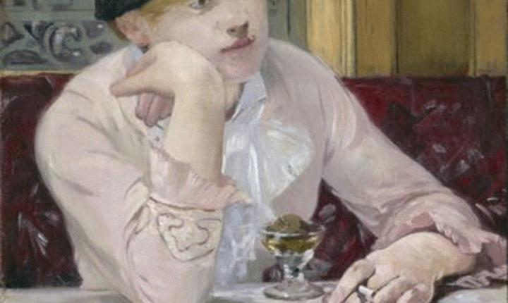 Edouard Manet, La prune, The National Gallery of Art, Washington, USA