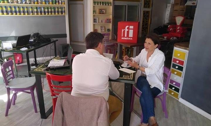 cu Thomasz Kluz, Coordonator de proiecte la Institutul Polonez din București