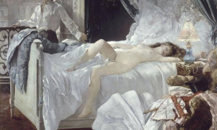 Henri Gervex, Rolla, Paris, musée d'Orsay