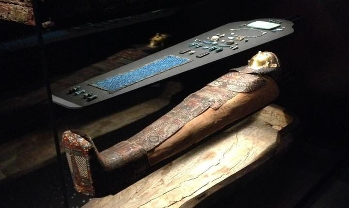 Mumie egipteanà