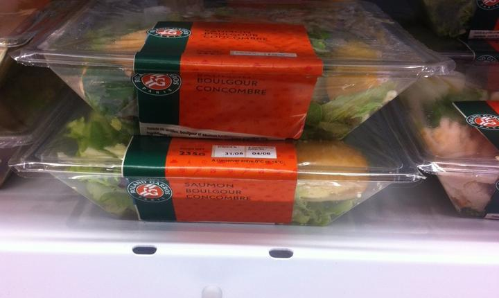 """O salatà """"mare"""" costà 8 euros"""