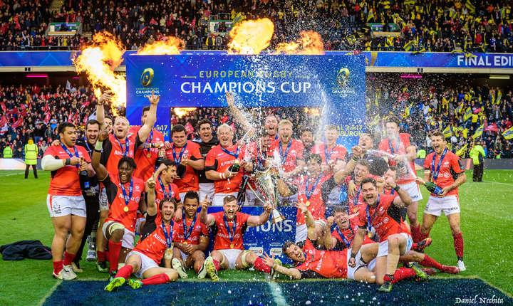 Saracens au câștigat la Edinurgh pentru al doilea an consecutiv Cupa Campionilor