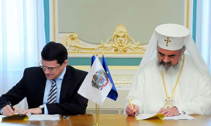 Semnarea contractului de finantare