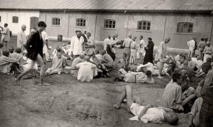 La Călărași au ajuns vii doar circa 1000 de evrei din cei 5000 îmbarcați la Iași