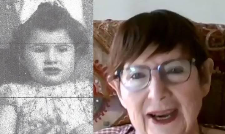 Zelina Ben Gherson avea trei ani și a fost luată cu mama și tatăl ei la Chestură unde toți trei au supravieșuit. Ea are azi 83 de ani