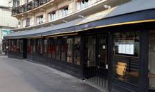 Restaurantele, închise de la începutul carantinei, sunt printre cele care suferà cele mai mari pierderi economice.