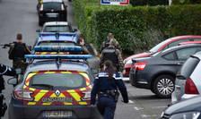 Cartierul jandarmeriei de la Dieuze, Moselle, unde s-a produs atacul cu armă albă pe 3 februarie 2020.