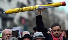 Manifestatie în Franta dupa atacul de la Charlie Hebdo, ianuarie 2015