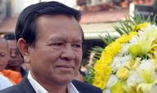Kem Sokha, liderul principalului partid de opozitie în Cambodgia