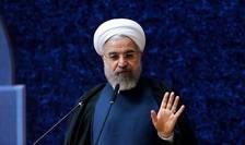 Presedintele iranian Hassan Rohani care declara ca nu se va lasa intimidat de Donald Trump