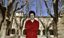 Dramaturgul si regizorul Wajdi Mouawad, directorul Teatrului National la Colline de la Paris