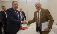 Lavrov Borrell