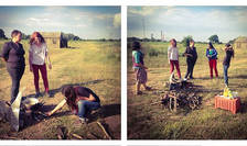 Bucharest Refugee Simulation Camp