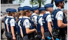 politia belgiana