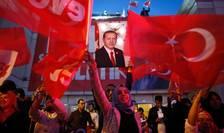 Imagini de la referendumul constituţional din Turcia