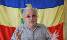 """Președintele Centrului Cultural Român """"Eudoxiu Hurmuzachi"""" din Cernăuți, Vasile Tărâţeanu"""