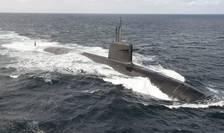 Submarin nuclear francez