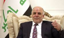 Premierul irakian Haider Al-Abadi
