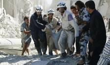 Victime civile, scenariu cotidian al luptelor din Siria