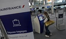 Air France în greva