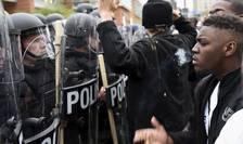 Manifestatii la Baltimore