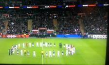 Meci amical Anglia - Franța