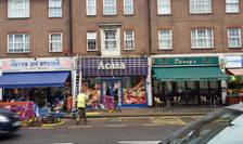 Magazin românesc în Londra