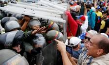 Manifestatie la Caracas în mai 2016