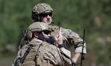 Soldaţi americani participînd la manevere NATO în Polonia, 2016