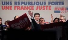 Manuel Valls în campanie