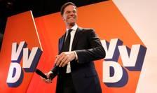 Mark Rutte, liderul liberalilor olandezi