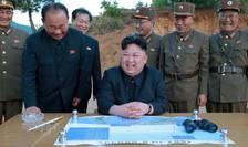 Liderul nord-coreean Kim Jong-un