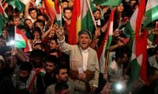 Manifestatie a kurzilor irakieni în favoarea independentei, 8 septembrie 2017, Erbil