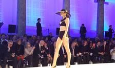 Lenjeria de lux francezà si-a fàcut show-ul la pavilionul Cambon din Paris pe 22 ianuarie 2017