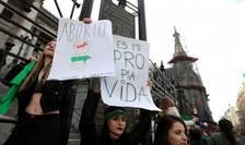 Manifestaţie la Buenos Aires în favoarea legalizării avortului