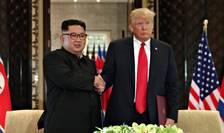 Kim Jong-un şi Donald Trump, Hanoi, 27 februarie 2018