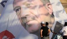 Turcia, afisaj electoral