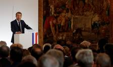Discurs al lui Emmanuel Macron în faţa ambasadorilor, Palatul Elysée, 27 august 2018