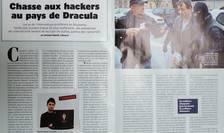 Revista francezà L'Express publicà o lungà anchetà despre hackerii din România