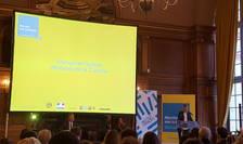 Françoise Nyssen, ministrul francez al Culturii, în deschiderea Conferintei internationale pentru limba francezà si plurilingvismul în lume, 14 februarie 2018