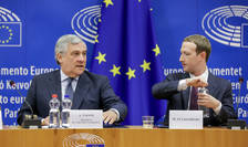 Tajani Zuckerberg