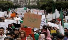 Alger, 8 martie 2019, proteste împotriva unui al cincilea mandat pentru Abdelaziz Bouteflika