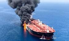 Iunie 2019, atacuri nerevendicate împotriva unor petroliere în zona Golfului Persic