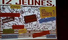 """""""Making of"""" povesteste cum se fabricà piesa """"12 jeunes en colère?"""" în regia lui Andrei Feraru"""