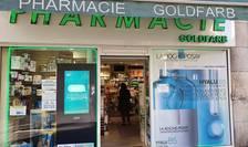 Farmacia Goldfarb se aflà în arondismentul 9 al Parisului.