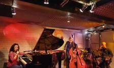 Ramona Horvath Trio a redat startul concertelor pe scena clubului de jazz Sunset-Sunside, pe 19 iunie 2020