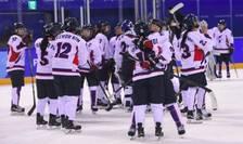 Echipa coreeana feminina unificata de hochei